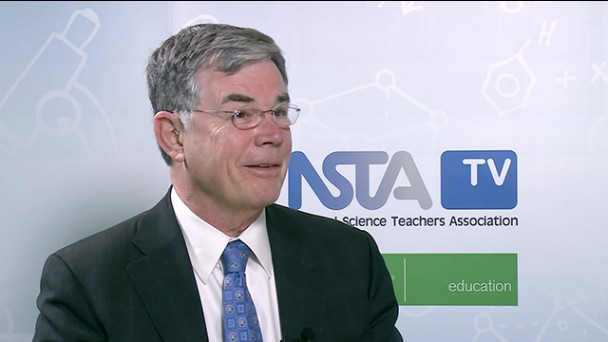 Interview with David Evans, Executive Director of the NSTA