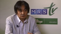 2017 MRS Spring Meeting Symposium X Speaker Kazutomo Suenaga