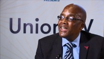 Interview with Dr Aaron Motsoaledi