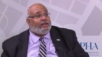 Interview with Georges Benjamin, MD - APHA 2014