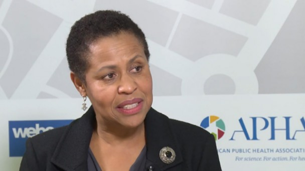 Interview with Jewel Mullen, MD, Connecticut�s Health Commissioner - APHA 2014 Meeting