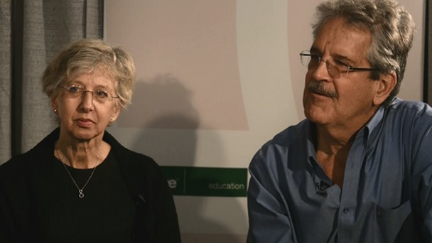 Interview with Monica Heller Ph.D. and Don Brenneis Ph.D. On Israel-Palestine