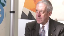 Interview with Walter Buchanan, ASEE President 2013