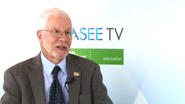 Interview with Nick Altiero, ASEE President