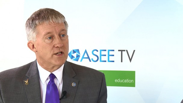 Interview with Joe Rencis, ASEE President-elect