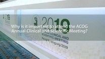 Why is it important to attend the ACOG Annual Clinical and Scientific Meeting?