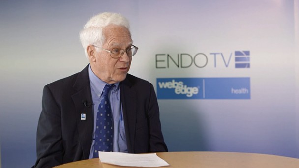 Interview with the President of the Endocrine Society Dr Richard Santen