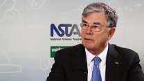 Interview David Evans - NSTA Executive Director