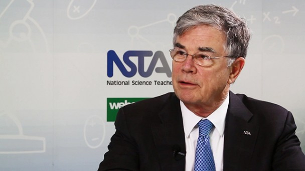 Interview David Evans � NSTA Executive Director