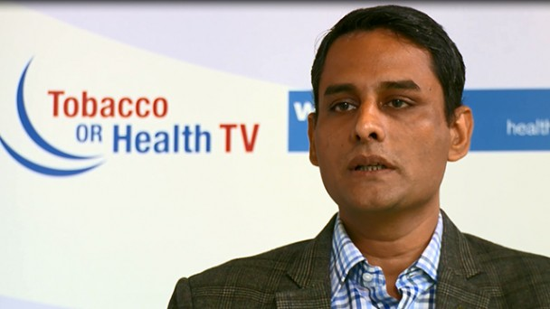 Interview with Sarit Kumar, Research Scientist, Public Health Foundation of India