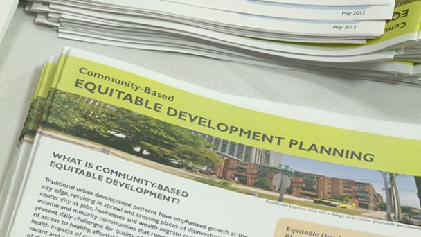 Equitable Brownfields Revitalization Session