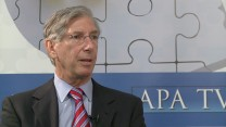 Interview with Jeffrey Lieberman, APA President-Elect