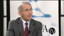 Interview with Dr. Anthony Fauci