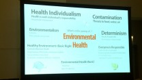 Why is Environmental Health so Important to Public Health? - APHA 2015