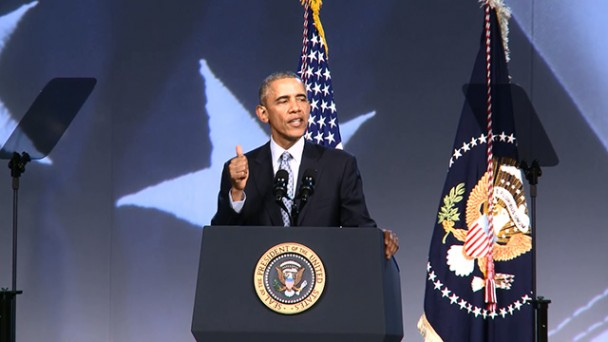 Highlights from President Obama�s Address to the 122nd Annual IACP Conference & Expo