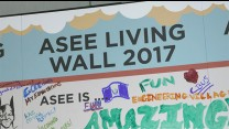 Living Wall at the ASEE 2017 Meeting