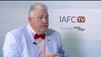2016-2017 IAFC President, Chief John Sinclair