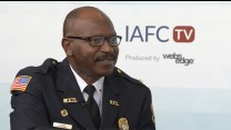 2017 IAFC Career Fire Chief of the Year - Chief Marvin Riggins