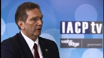 Paul Cell, Incoming IACP President