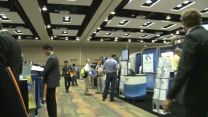 Exhibit Hall & Job Fair