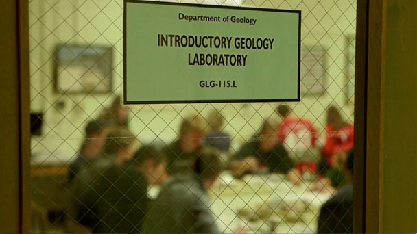 Research Intensive Geology