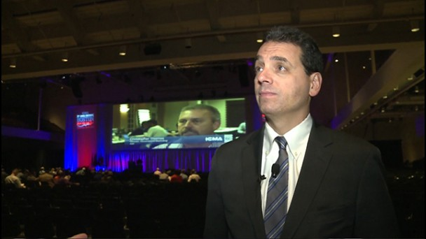 Interview with Daniel Pink - ICMA Conference 2013