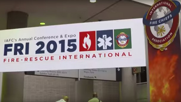 FRI 2015 Exhibit Hall Highlights
