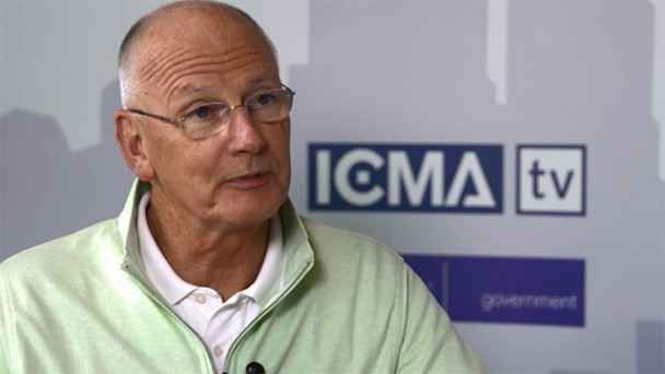 Interview with Bob O�Neill - ICMA 2015