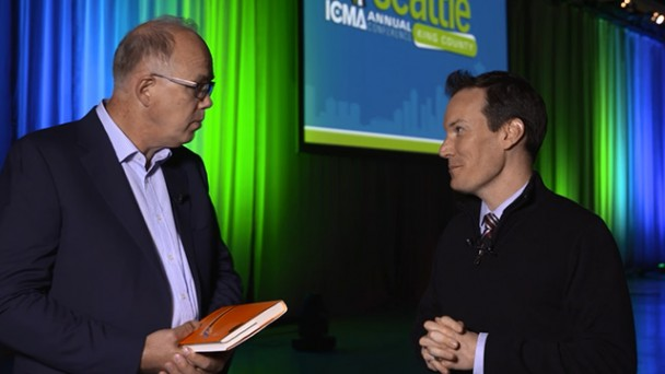 Interview with Shawn Achor ICMA 2015